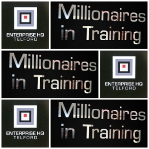 enterprise millionaires in training