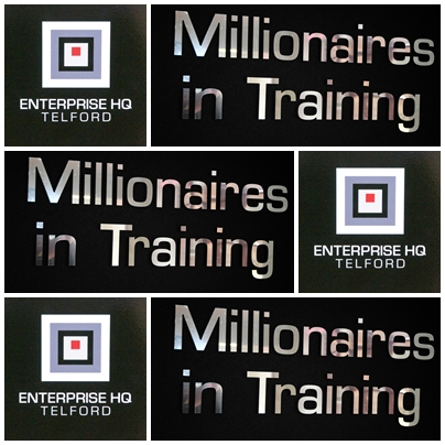 enterprise millionaires in training